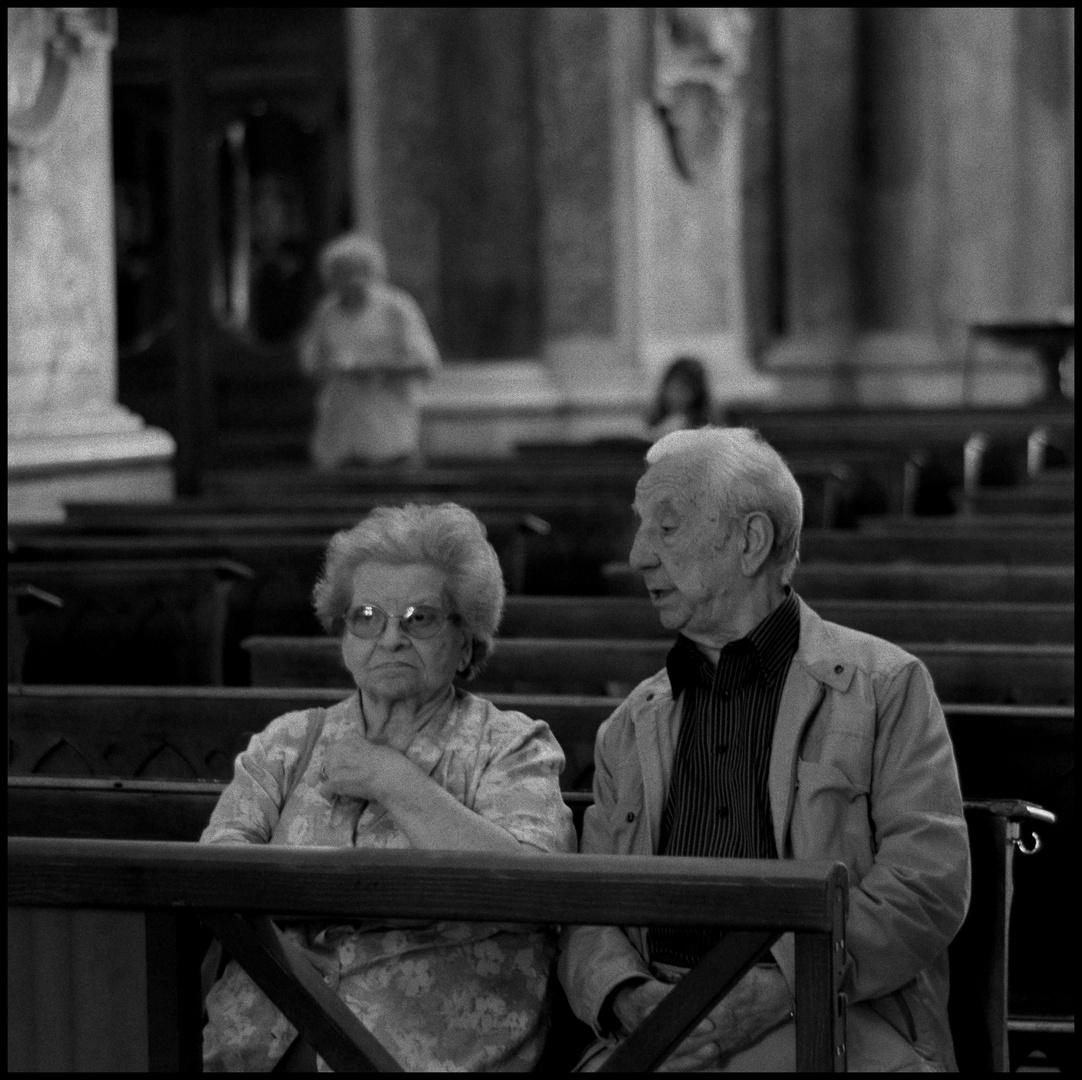Churchgoing