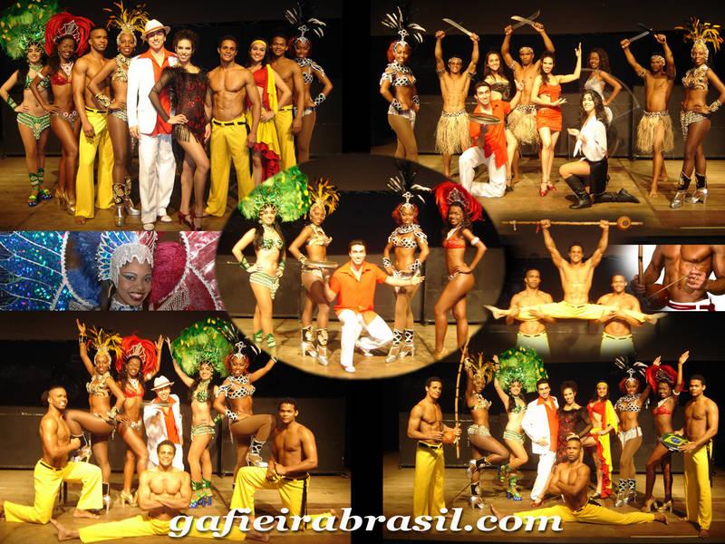 Cia. Gafieira Brasil Show