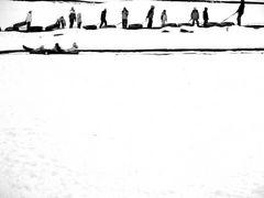 ciambelloni sulla neve