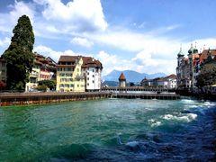 Ciel de Luzern
