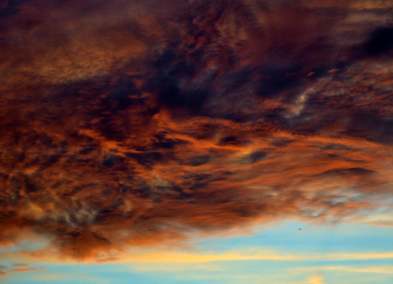 """Cielo di """"mille"""" colori"""
