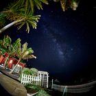 Cielo nocturno de La Palma