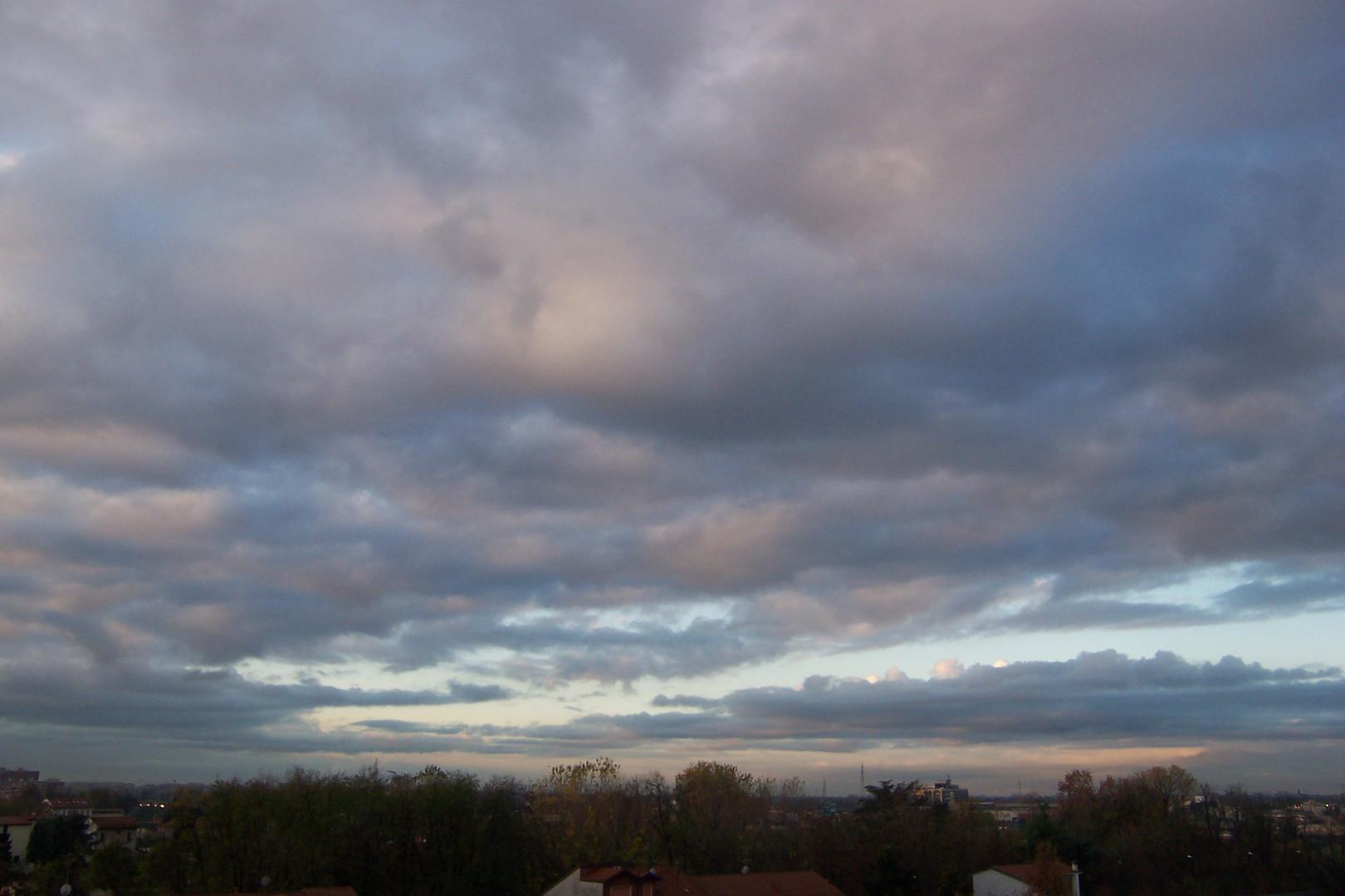 Cielo su Milano