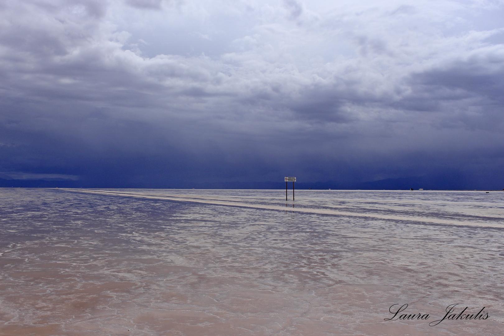 Cielo y Sal... (Salinas grandes) Salta - Argentina