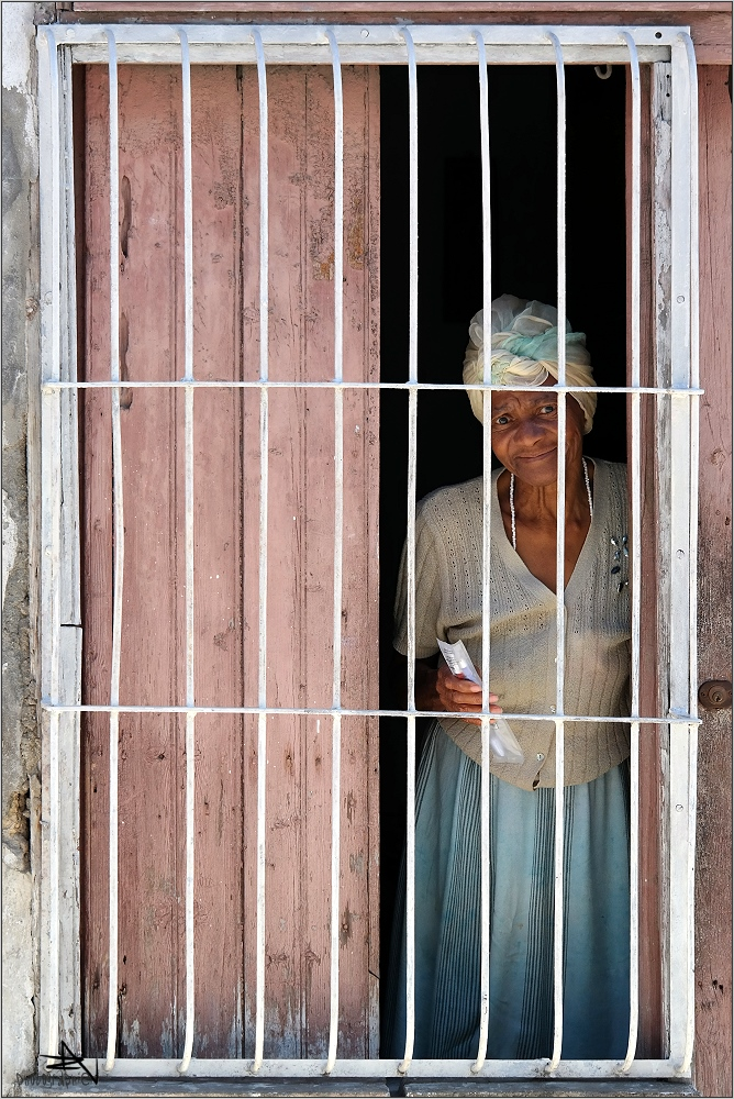 Cienfuegos - At home