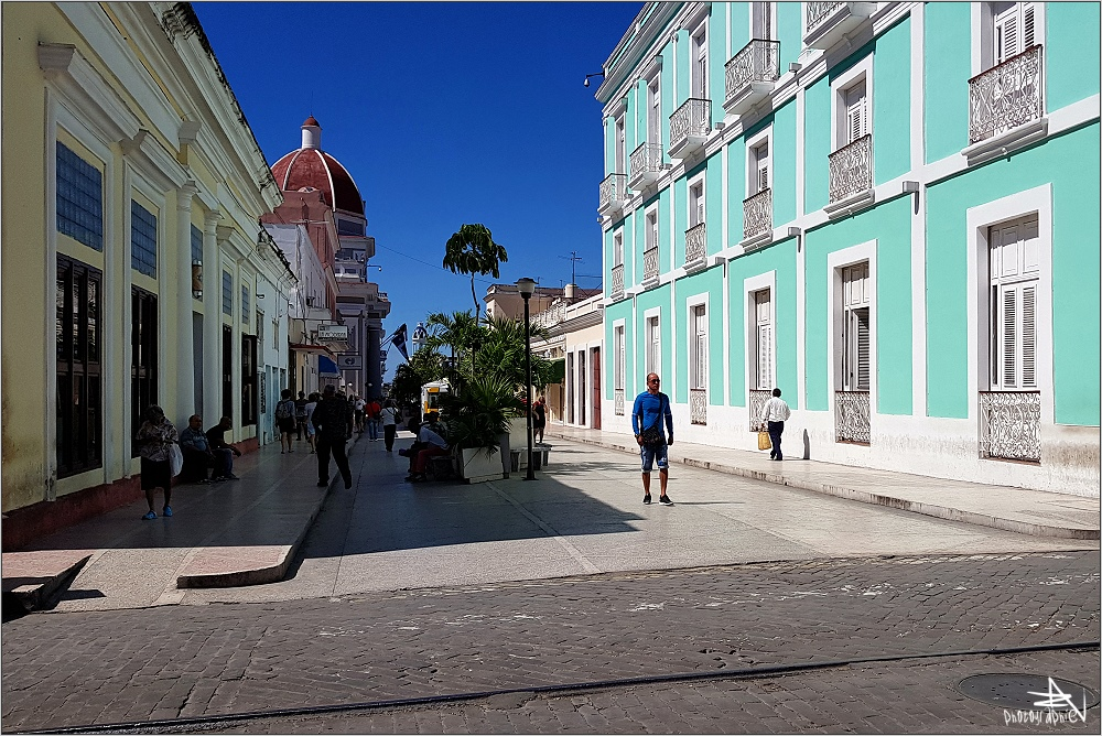 Cienfuegos - Street