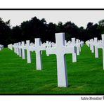 Cimitero Americano in Normandia....