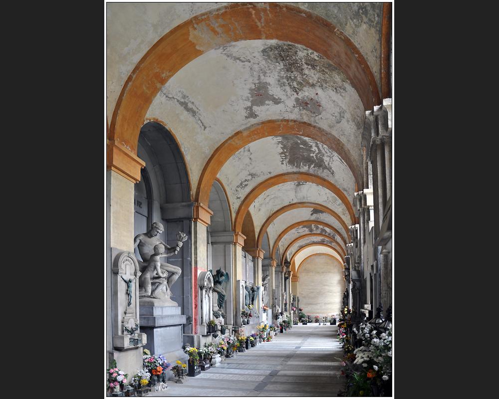 Cimitero monumentale di Staglieno I