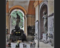 Cimitero monumentale di Staglieno I-III