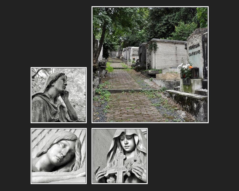 Cimitero monumentale di Staglieno I-IV
