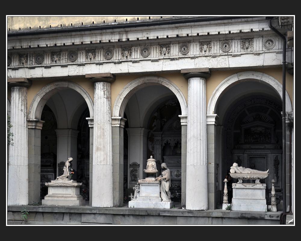 Cimitero monumentale di Staglieno I-V
