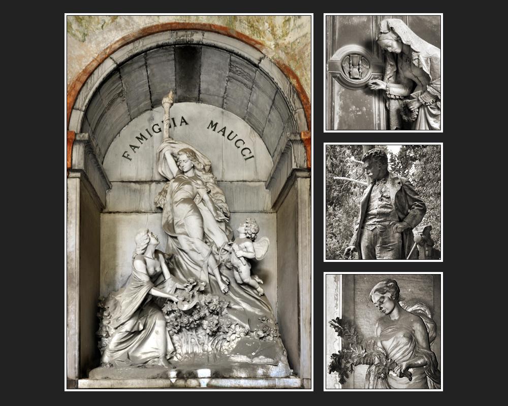 Cimitero monumentale di Staglieno I-X