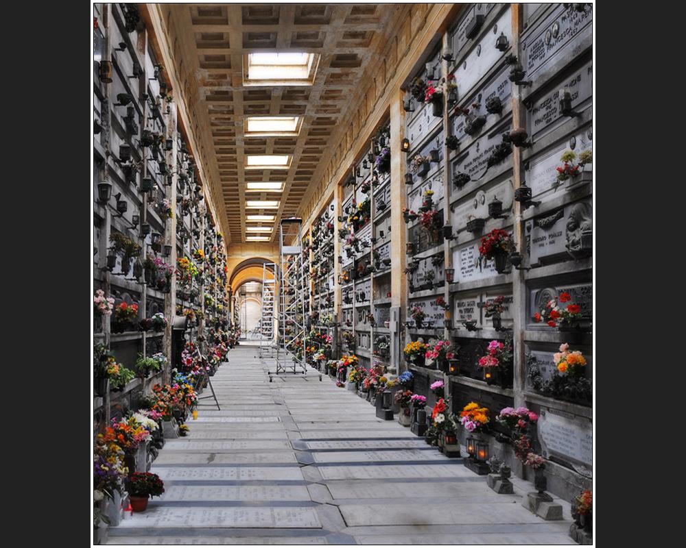 Cimitero monumentale di Staglieno II