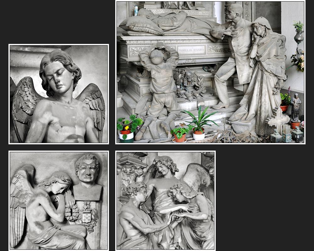 Cimitero monumentale di Staglieno II-II