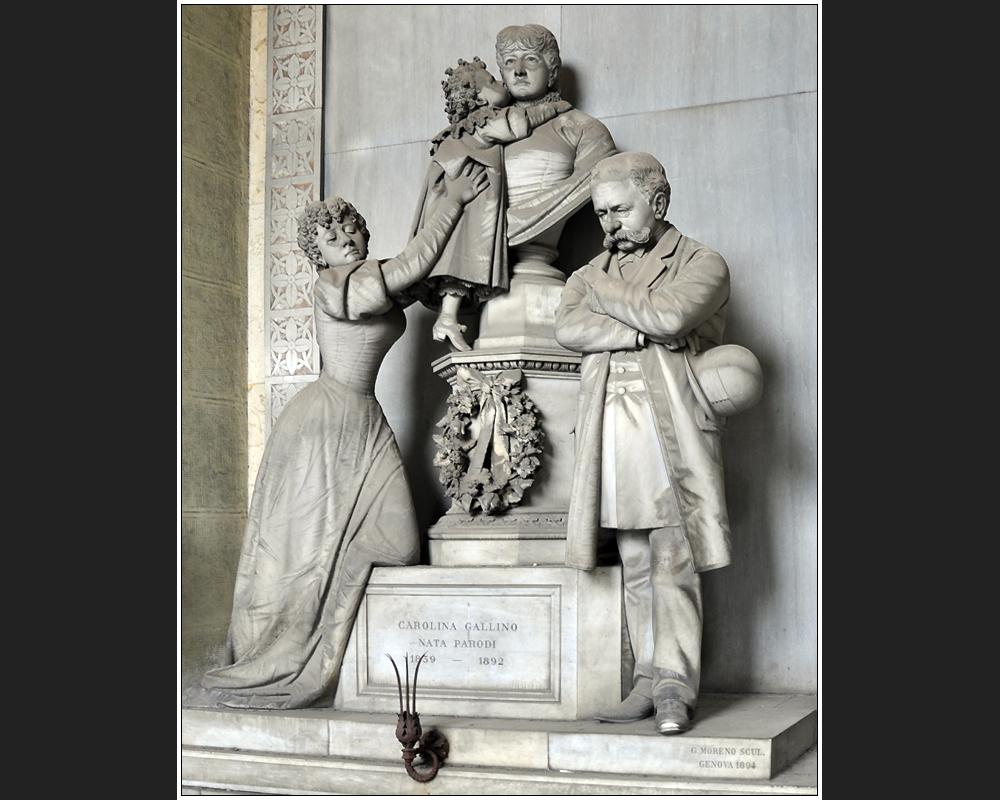 Cimitero monumentale di Staglieno II-III