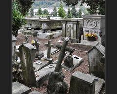 Cimitero monumentale di Staglieno II-IX