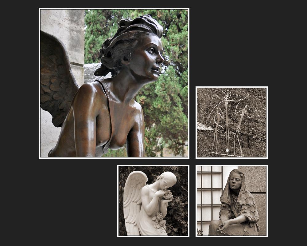 Cimitero monumentale di Staglieno II-VIII