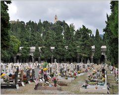 Cimitero monumentale di Staglieno II-XII