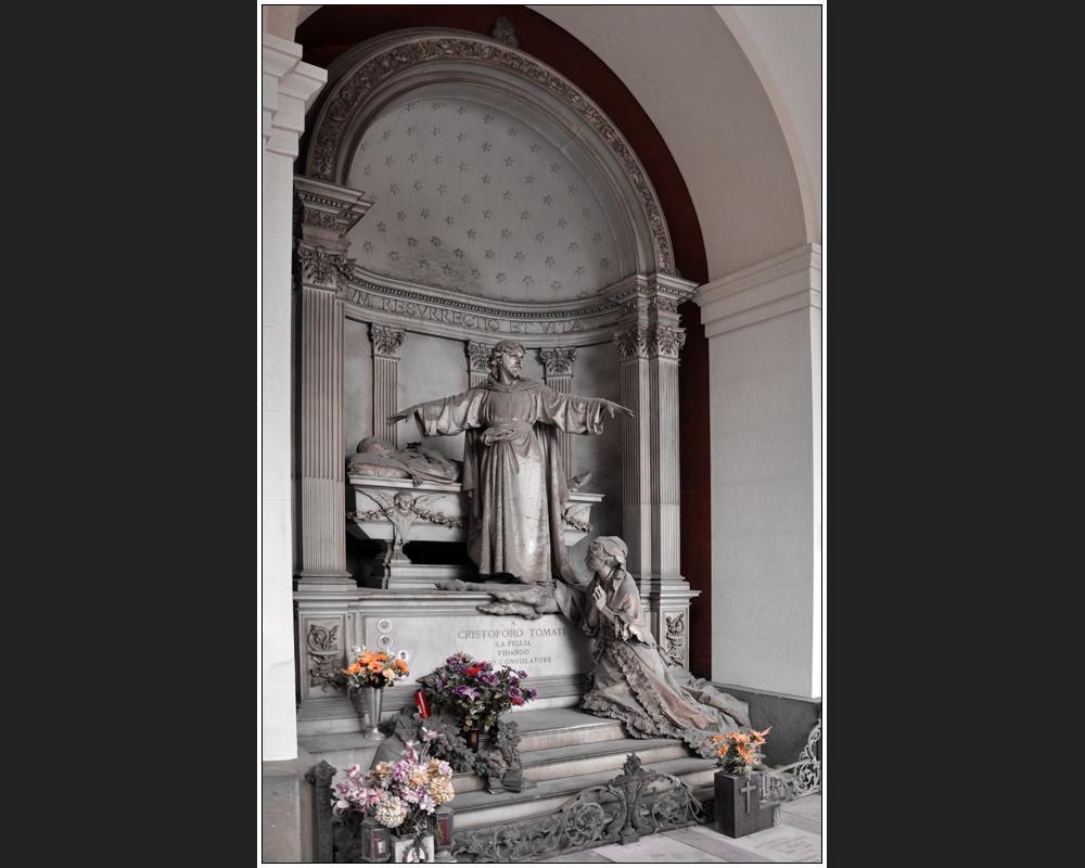 Cimitero monumentale di Staglieno III-II