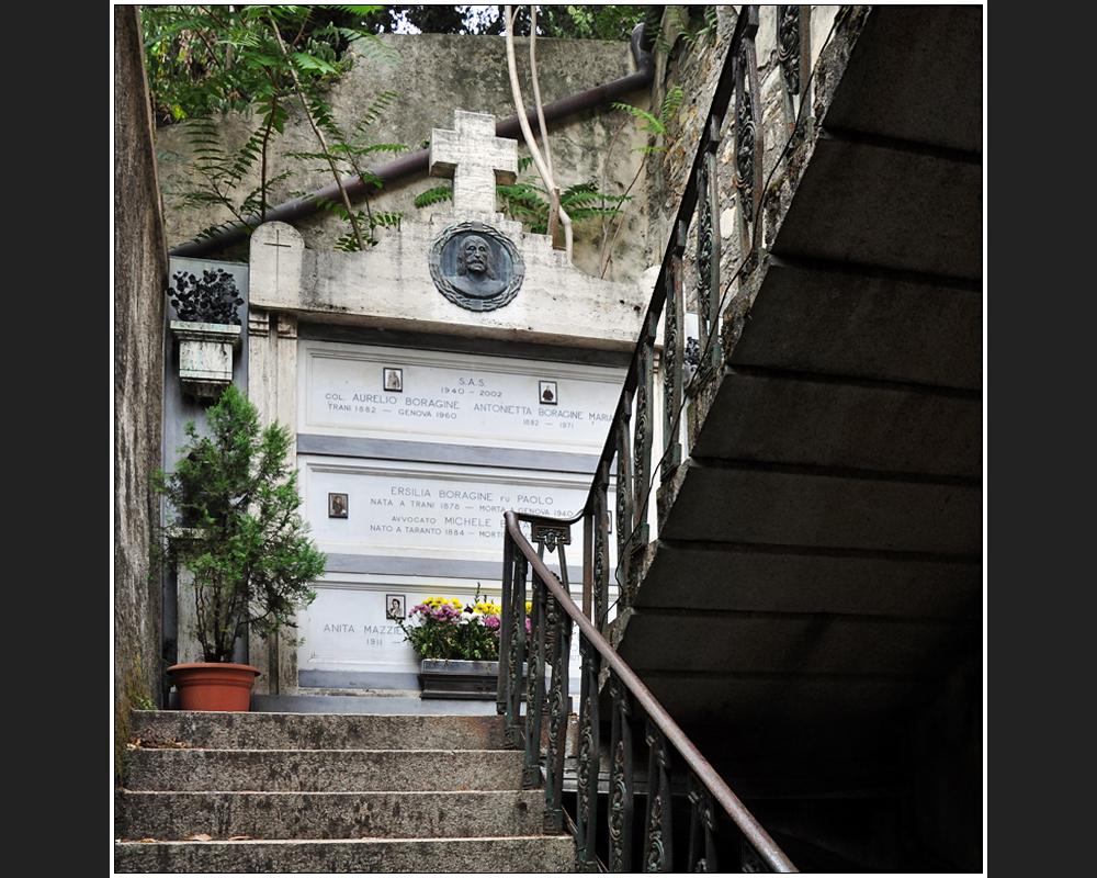 Cimitero monumentale di Staglieno III-V