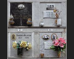 Cimitero monumentale di Staglieno III-VI