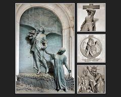 Cimitero monumentale di Staglieno III-X