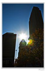 Cincinnati im November 1