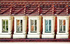 cinco ventanas