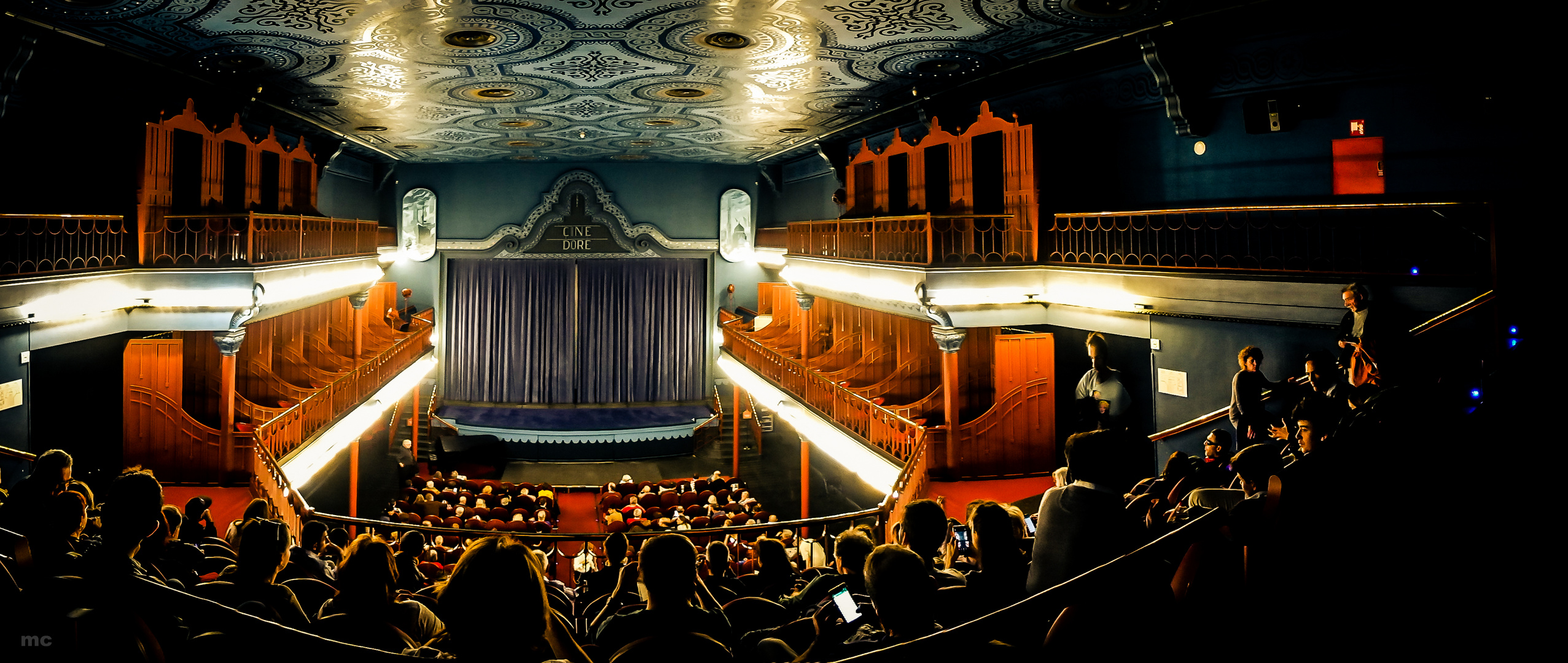 Cine Doré Imagen & Foto | arte y cultura, madrid, spain Fotos de ...