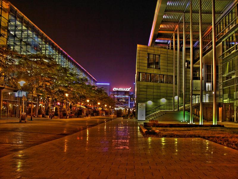 Cinemaxx am Boulevard Bielefeld Foto & Bild | bearbeitungs ...