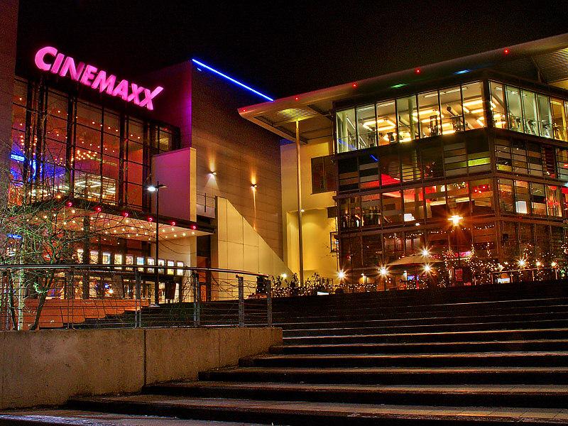 Cinemaxx in Bielefeld Foto & Bild | architektur, architektur bei ...