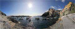 Cinque Terre - Riomaggiore Panorama