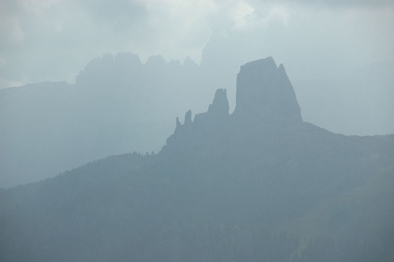 Cinque Torres am Falzarego