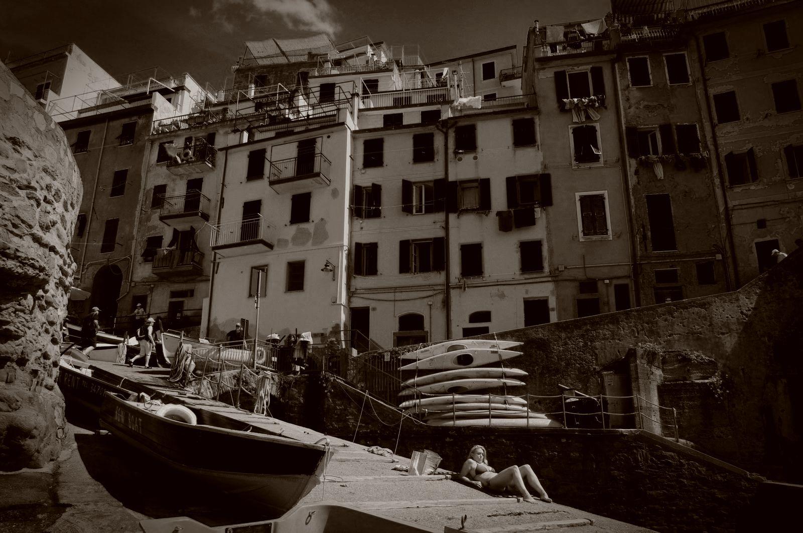 cinqueterre - Riomaggiore