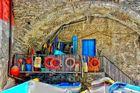 cinqueterre - Riomaggiore in der Bucht