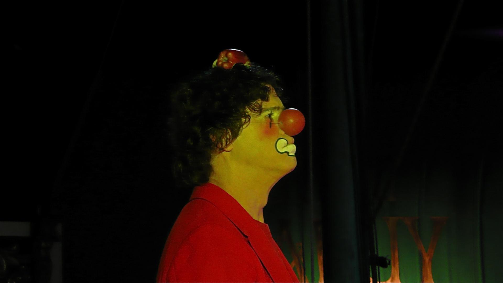 Circ Raluy - alegría - para Dani Rivera que compartió tiempo con ellos :)