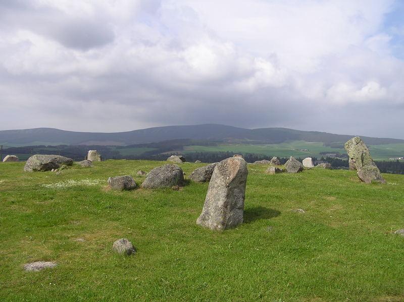 Circle of Stones (Schottland)