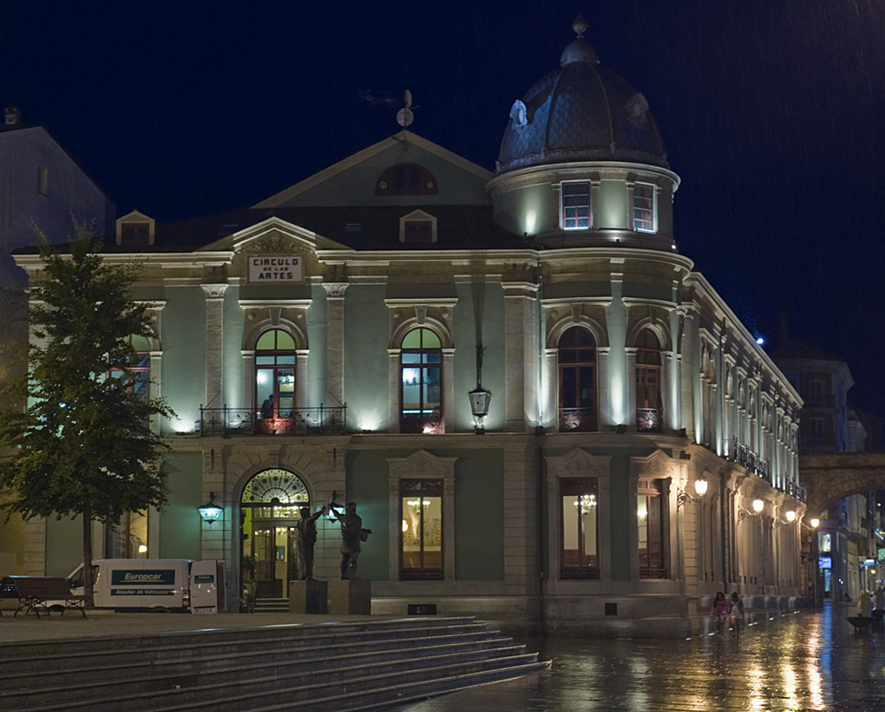 Circulo de las Artes (Lugo)