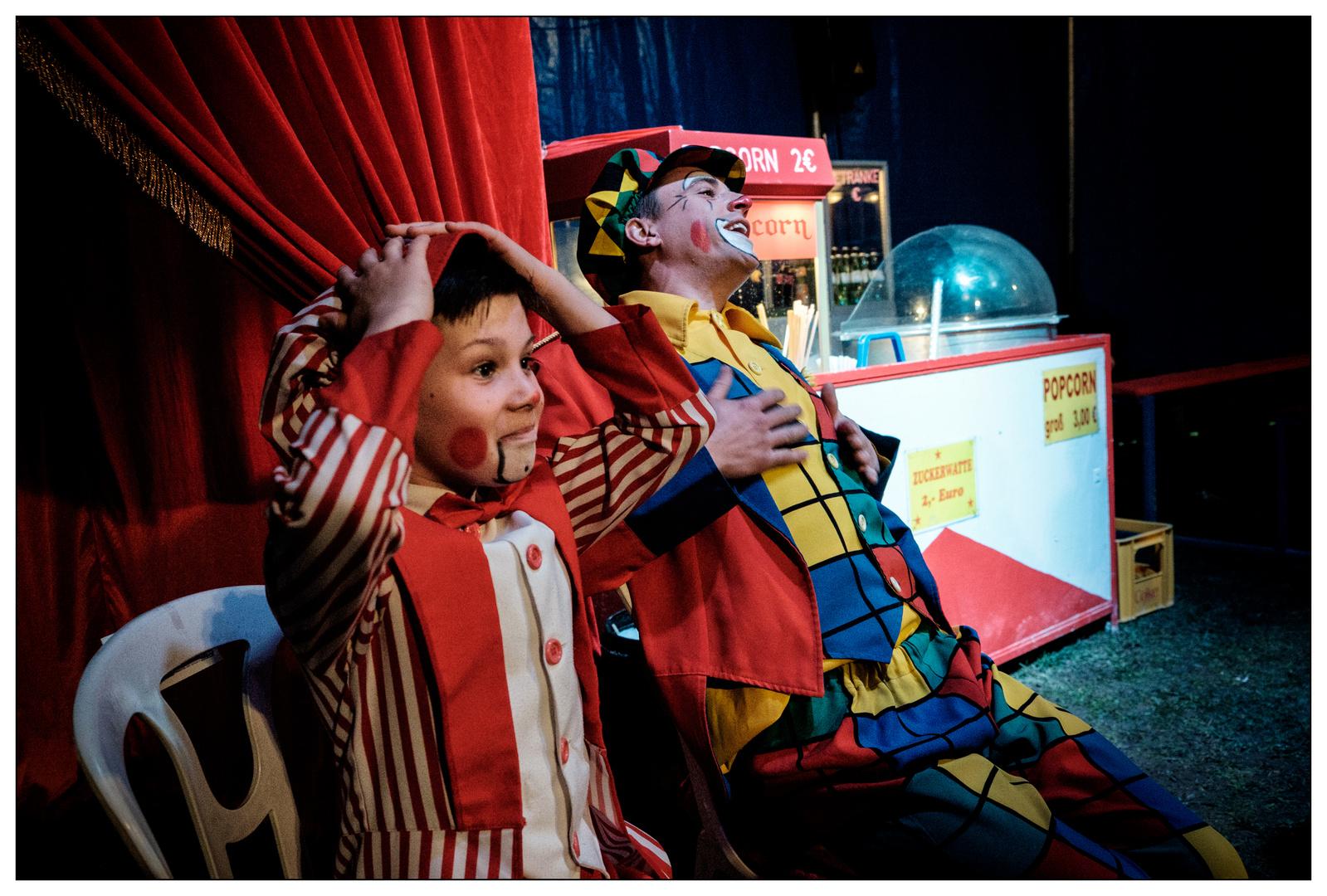 Circus Aladin #12