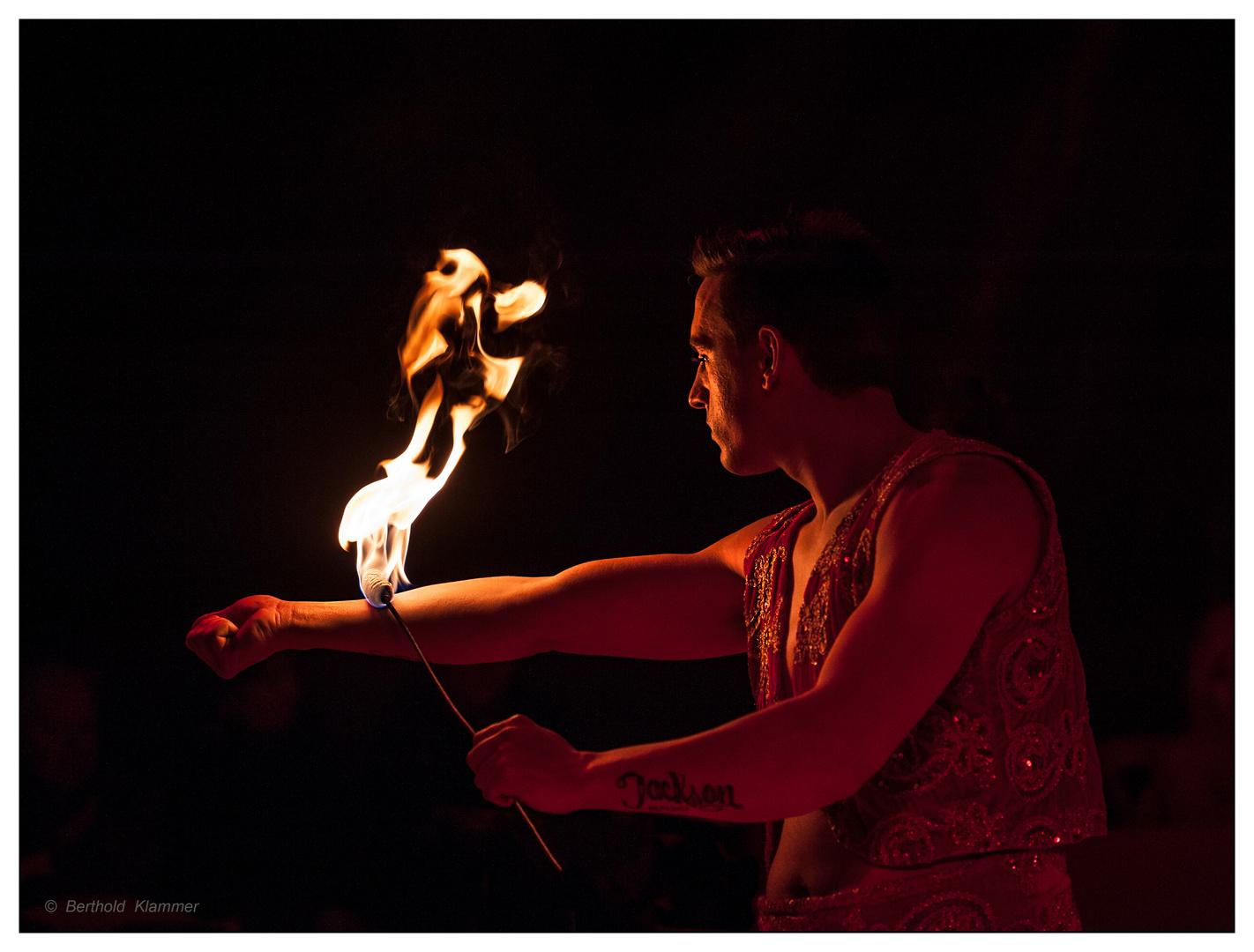 Circus Aladin #21