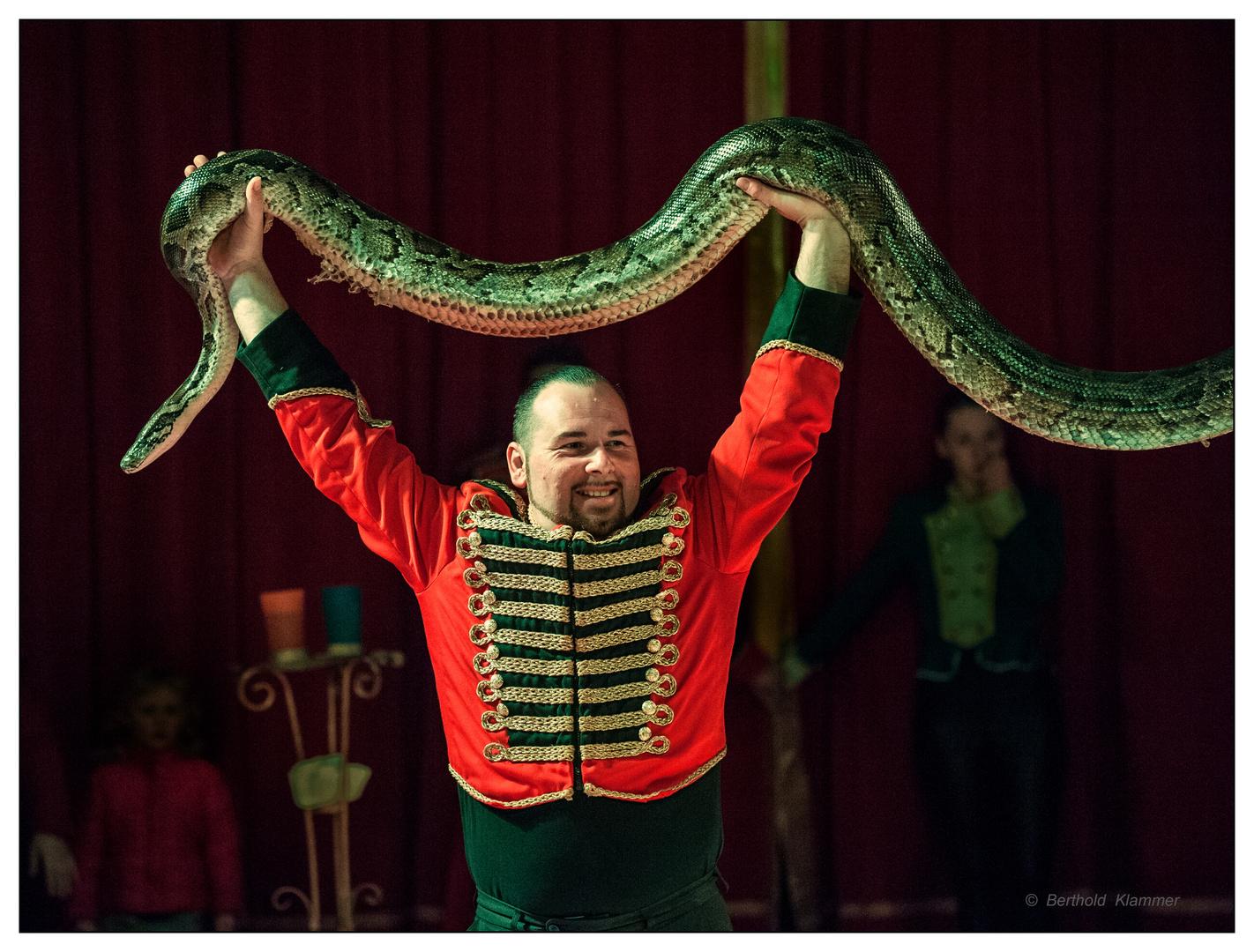 Circus Aladin #23