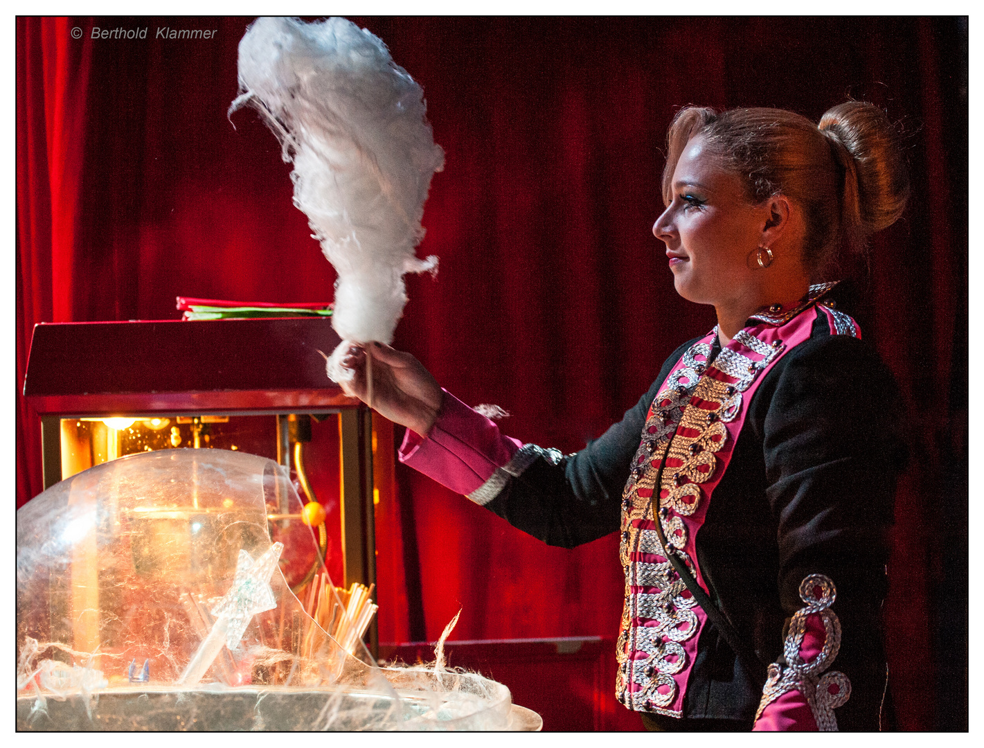 Circus Aladin #9