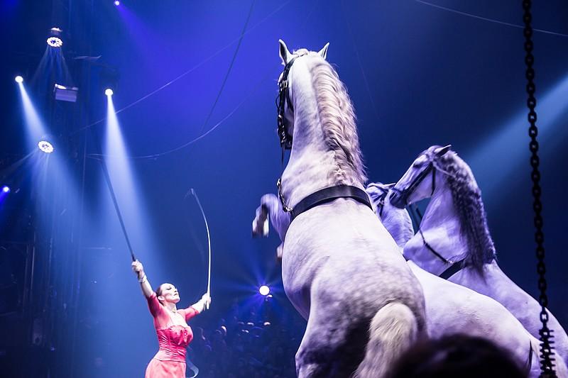 Cirque Alette Gruss