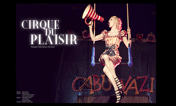 cirque du plaisir