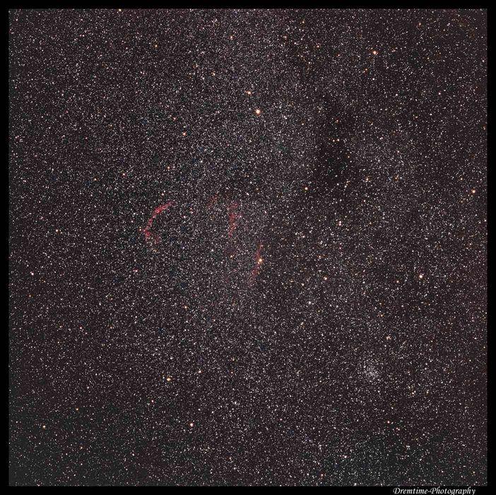 Cirrus-Nebel