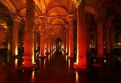 Cisterna Basilica (Yerebatan Sarnici)