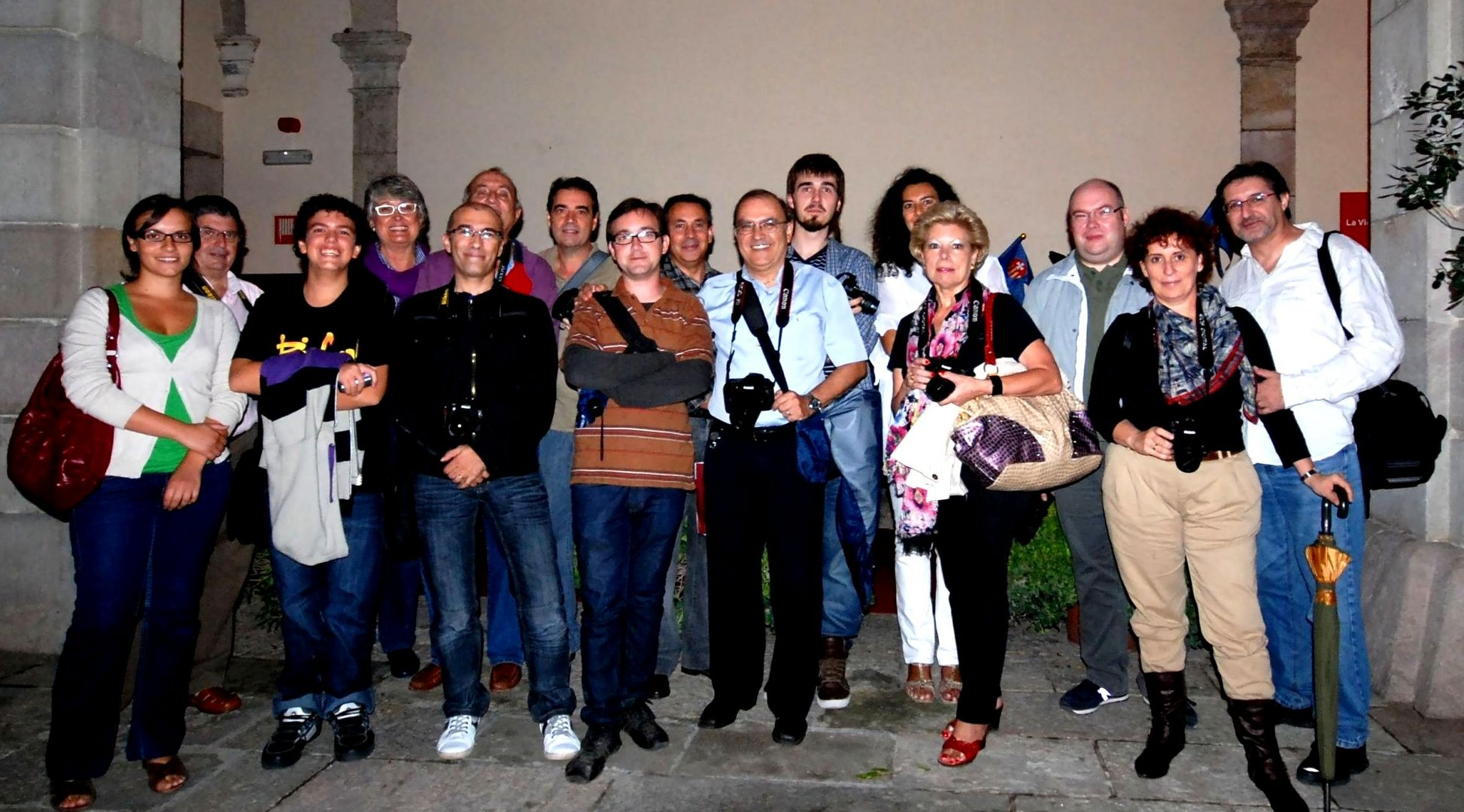 Cita Fotocommunity en Barcelona