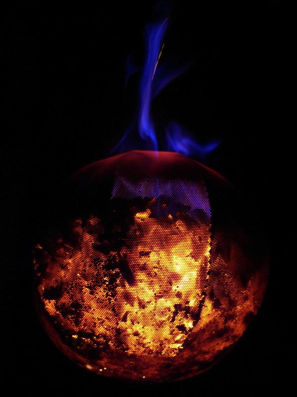 """Citadelles de feu """"3"""" - Feuerball"""