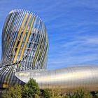 Cité du vin à Bordeaux.