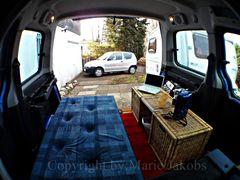Citroen Berlingo als Mini-Camper Bild Nr.2